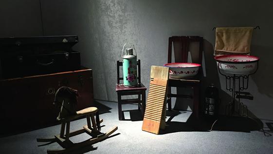 一场展览开启记忆魔法盒