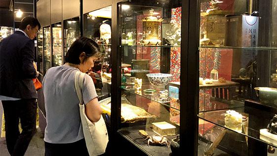 香港古玩展带你踏上博物馆之旅